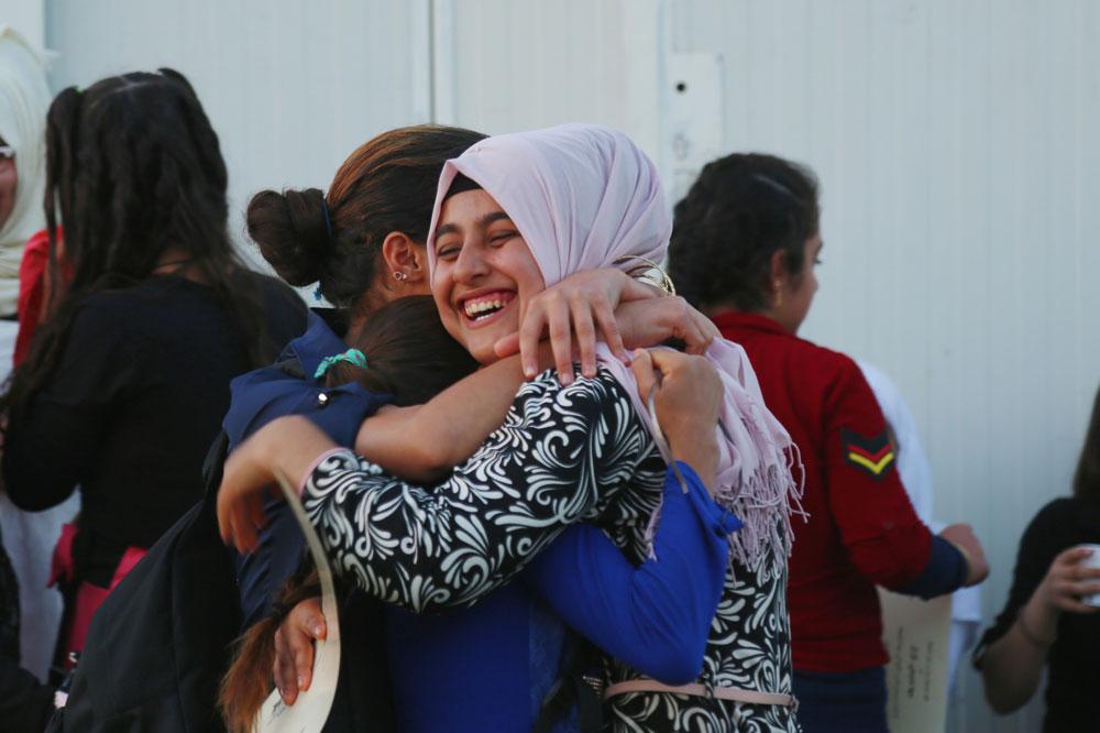 Hope for Refugee Girls